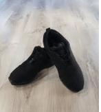 Dansneakers DS10 Capezio Negres