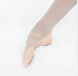 Lila Media punta elastica