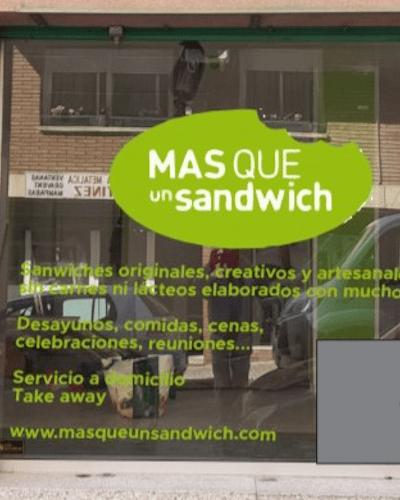 MAS QUE UN SANDWICH